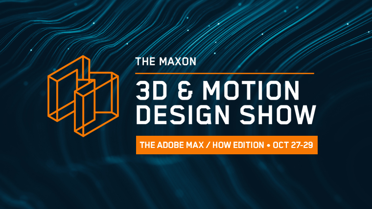 3D and Motion Design Show